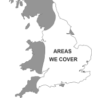 Great Britain Coverage Map